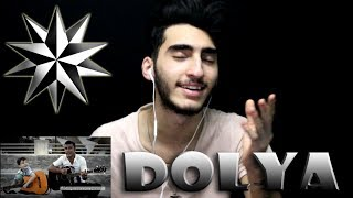 (VASMİ DOLYA !) AZERBAYCAN REACTION // Live Project 2  Dolya vorovskaya