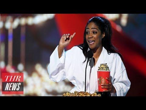 Tiffany Haddish Opens the 2018 MTV Movie & TV Awards With a Bang | THR News