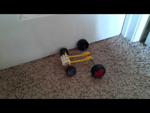 How to build an easy knex car part1