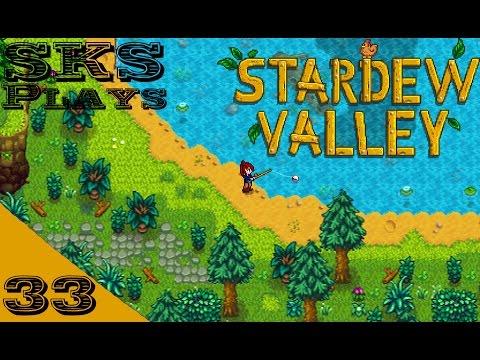 Stardew Valley Gameplay w/ SKS Plays - Part 33 - Clue Trail
