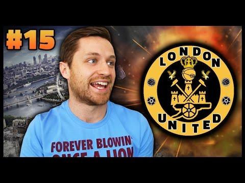 LONDON UNITED! #15 - Fifa 15 Ultimate Team