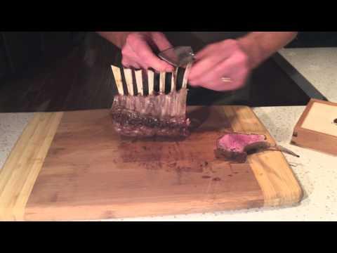 Cutting Perfect Lamb Cutlets
