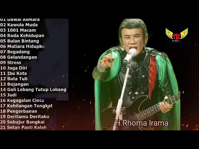 Download Best Of The Best Rhoma Irama 21 Lagu Terbaik Rhoma Irama {Full Album} TANPA IKLAN MP3 Gratis