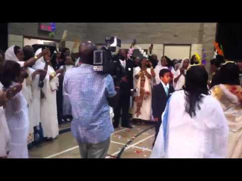 Regina Eritrean tradition wedding