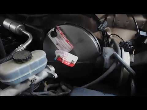 Ford F150 brake booster replacement