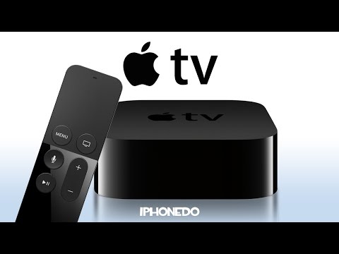 Apple TV — 4th Generation — Unboxing and Review