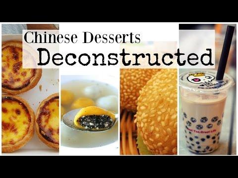 Low-Carb Chinese Fusion Desserts | 中西合璧合低澱粉甜點 | Gluten-Free + Sugar-Free