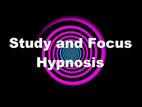 Study and Focus Hypnosis