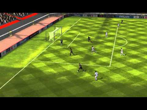 FIFA 14 Android - MESSI Goal .. Neymar Assist
