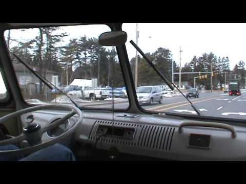1967 vw bus 1st ride