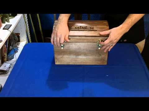 The Card Kingdom storage box for Dominion, CCGs, and other games