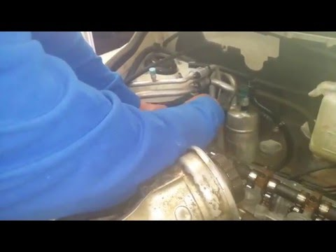 Chrysler pt cruiser 2.4L timing marks setup- timing belt install part 2