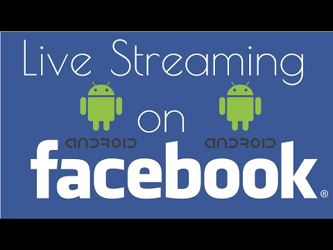 How To Go Live On Facebook Android