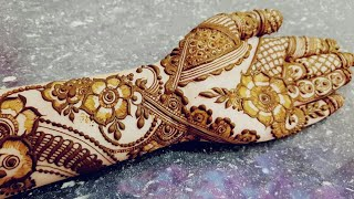 Arabic Mehndi Design For Legs 2018 Heena Vahid