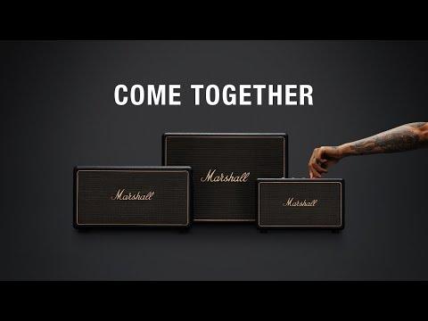Marshall - Wireless Multi-Room Speaker System - Intro/Trailer