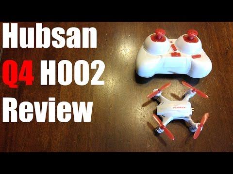 Hubsan Q4 H002 Nano Review & Test Flight