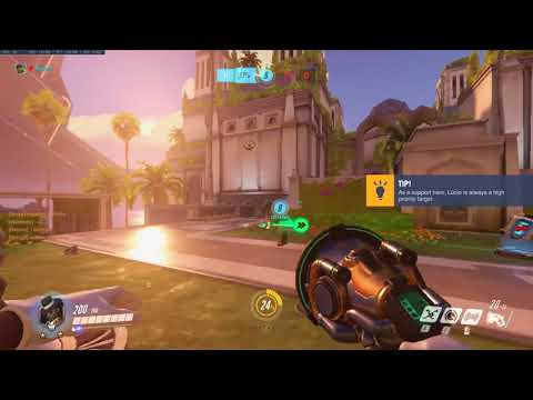 His team gave up and left, SO WE GAVE HIM A QUINTUPLE KILL