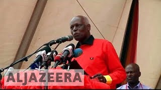 Angola to vote for new president as dos Santos ends 38-year reign
