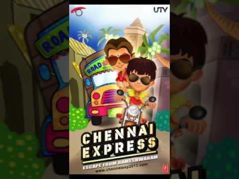Chennai Express Movie Android Game