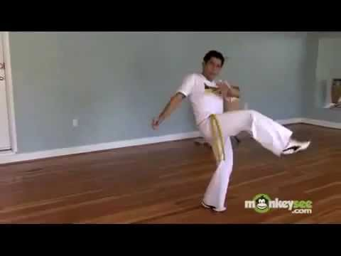 Learn Capoeira Lesson 1