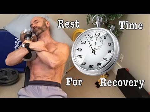 How much rest between sets? Using rest times for recovery as opposed to intensify your workout.