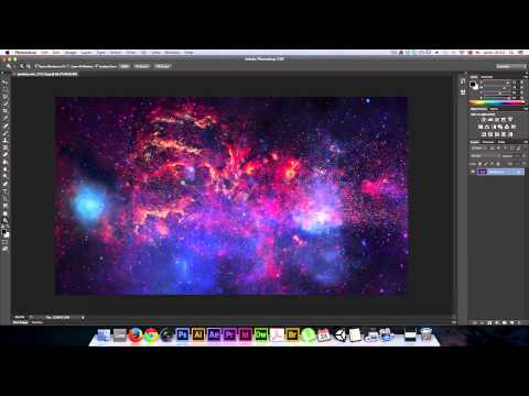 Create a PDF presentation using Photoshop