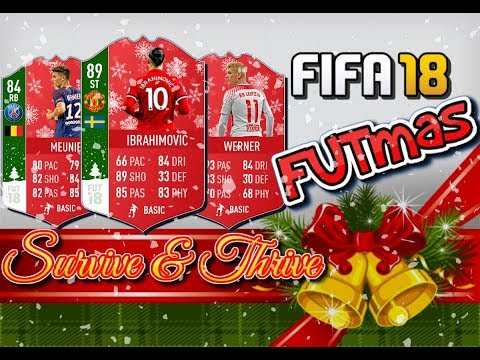 FIFA 18 FUTmas Survive & Thrive: Day 7    The Market Is Rebounding!