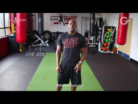 Exercise of week: Offset Dumb Bell Lunges (Firm Legs)