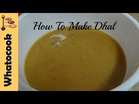 How To Make Trinidad 🇹🇹 Dhal