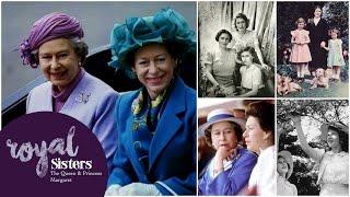 Princess Margaret and Queen Elizabeth II