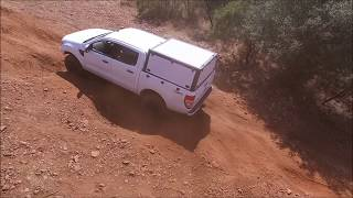 Ford Ranger 2.2 Tdci Xls 4x4 Doublecab. Axle Twisters - No Diff-lock, At Hennops 4x4, South Africa
