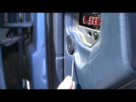 Chevy S-10 Door Switch Repair