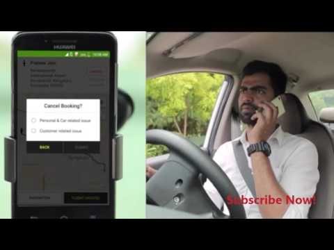 Ola drive training video