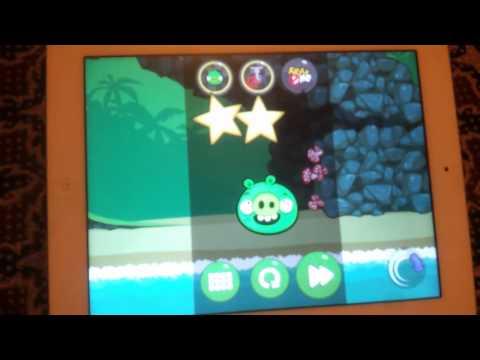 Bad Piggies HD Full Gameplay on iPad 3