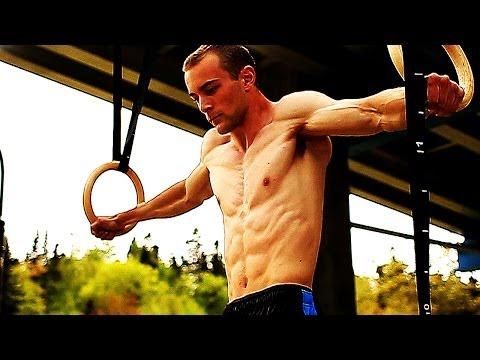 Super Human Gymnastics Ring Strength