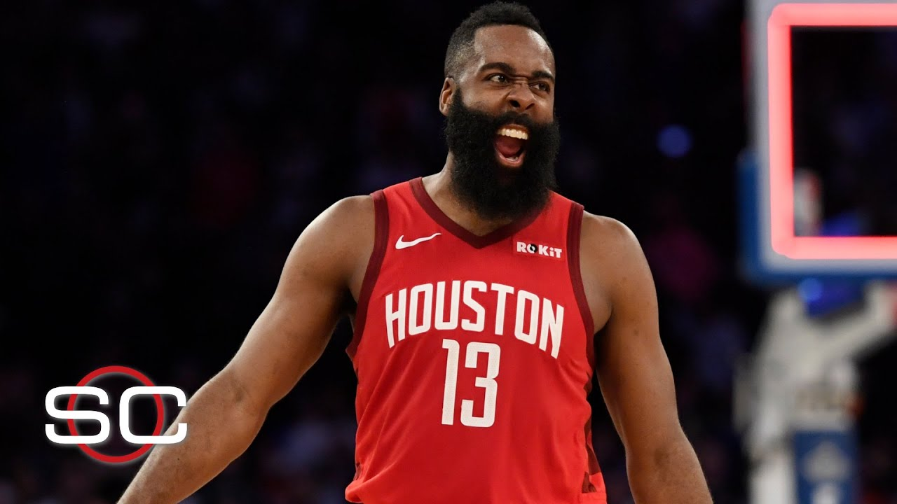 James Harden's top 10 moments with the Houston Rockets   SportsCenter