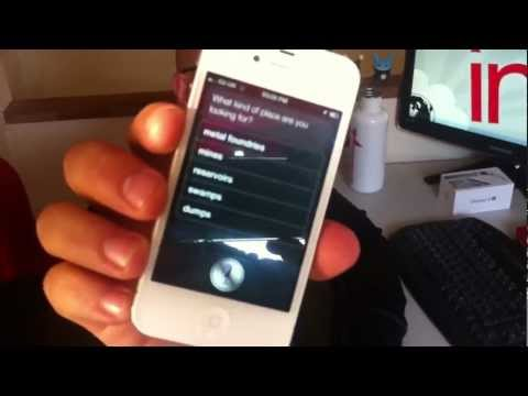 Funny things to say to Siri iPhone 4s! - Funny Questions & Easter Eggs