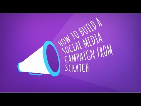 Course Factor - How to Build a Social Media Campaign from Scratch