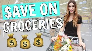 How to Save Money on Groceries | GROCERY HACKS