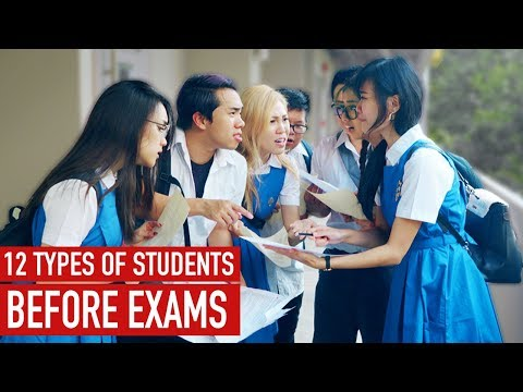 Xxx Mp4 12 Types Of Students Before Exams 3gp Sex