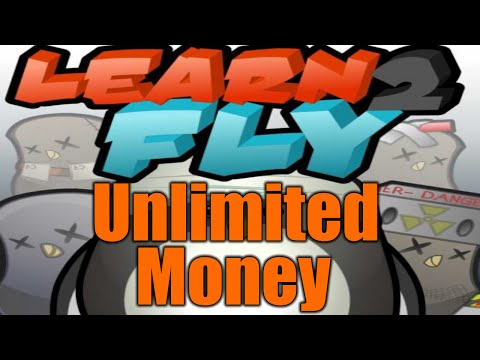 Learn To Fly 2 - Unlimited Money + Bonus Points Hack - Cheat Engine - 2014 HD
