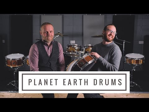 Introducing Planet Earth Drums with Jay Postones (TesseracT)