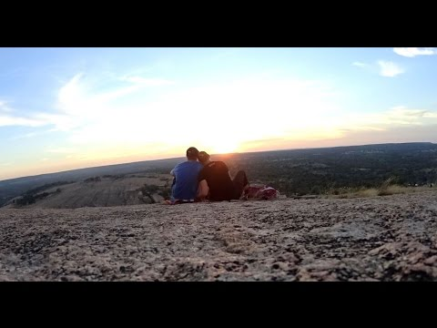 State Parkers - Amazing Sunset Hike at Enchanted Rock