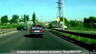Audi A4 Accident LIVE