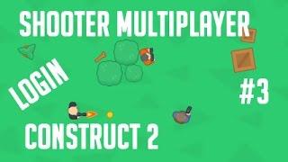 COMBAT 05 Multiplayer 1/4 - Construct 2 - [Grampa's Box] - PakVim