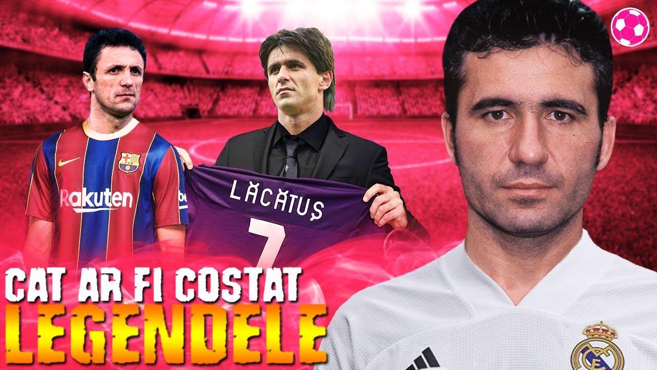 Cât ar fi costat azi fotbaliștii români din anii 90