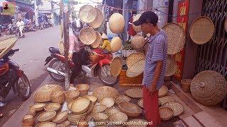 Asian Food Market - Traditional Vietnamese Food Market, Cho Hoc Mon Saigon Vietnam