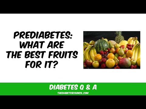 What Are The Best Fruits For Prediabetes?