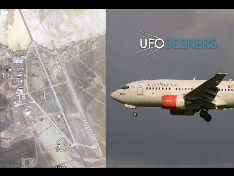 Area 51 Employees Using Scandinavian Airlines?