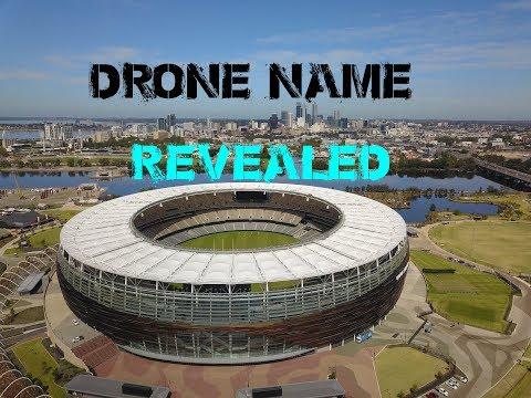DRONE NAME ANNOUNCEMENT | UPDATE IN PERTH